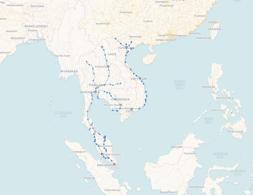 map-train