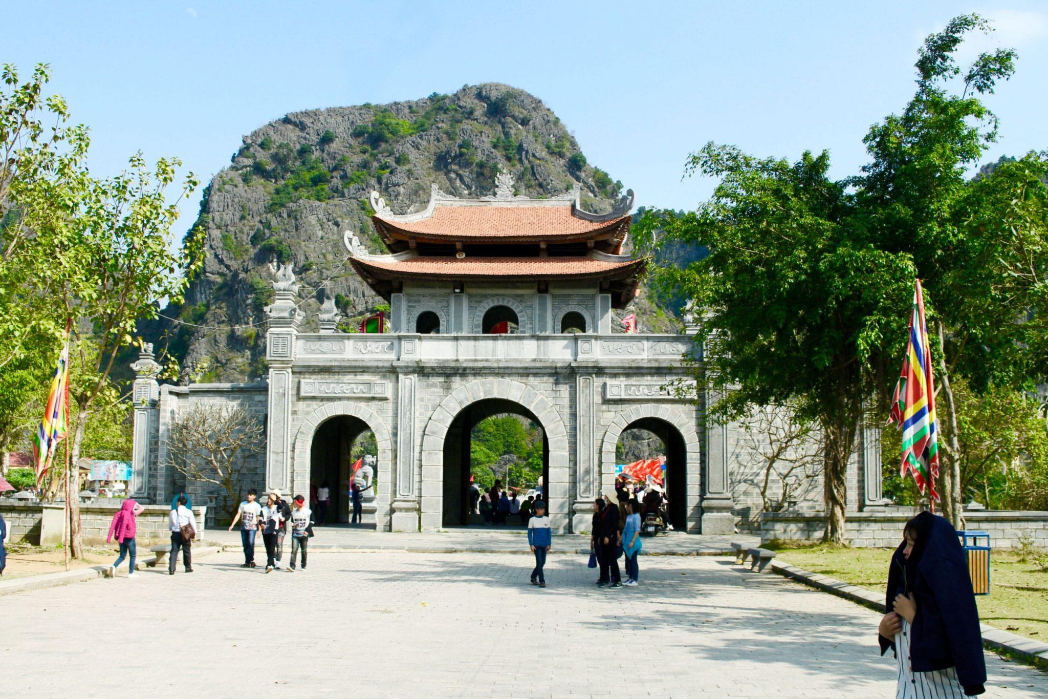 du lịch Ninh BÌnh ghé thăm cố đô Hoa Lư