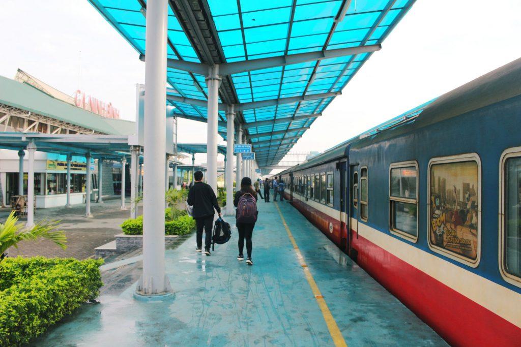 ga tàu lửa Ninh Binh